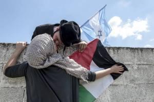 paz en el muro