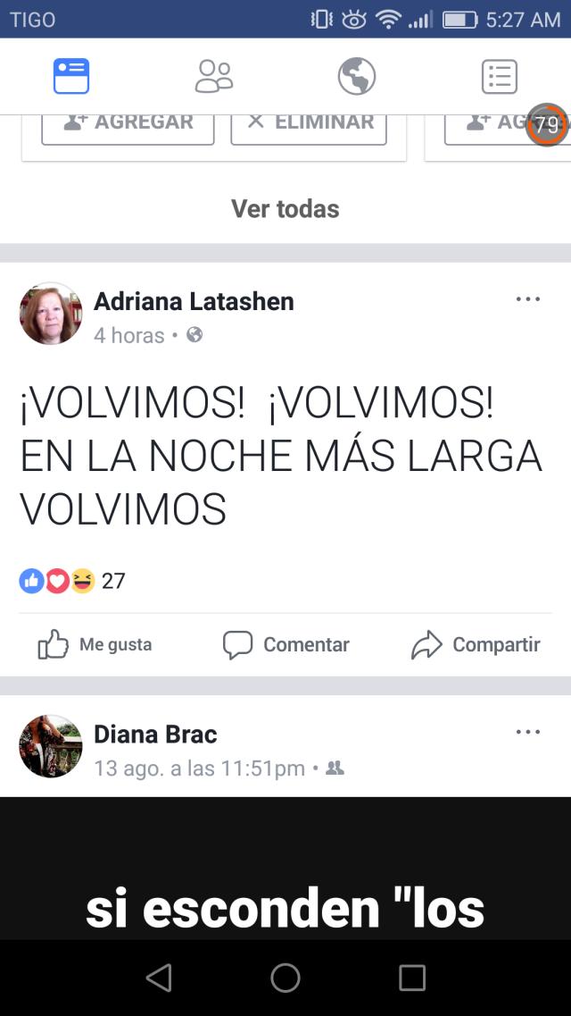 PASO VOLVIMOS