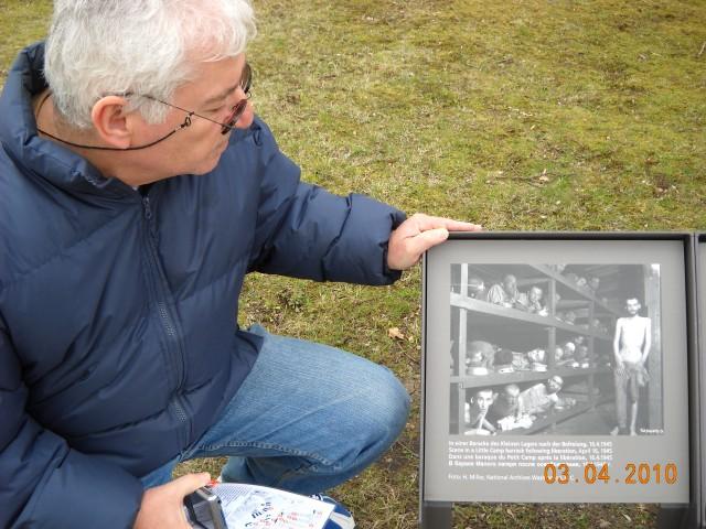 ALEMANIA Campo de concentración Buchenwald 2.010 356