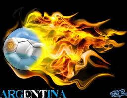 Argentina arde